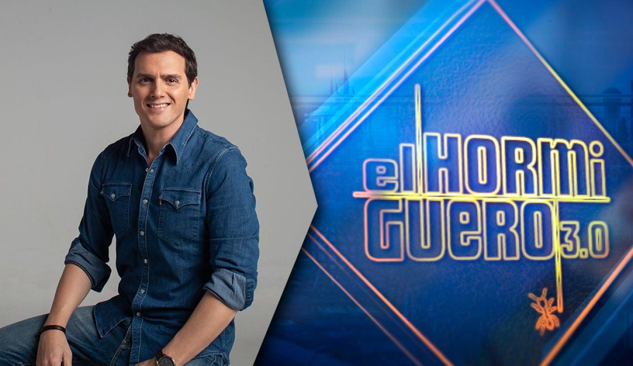 El martes recibimos en 'El Hormiguero 3.0' a Albert Rivera