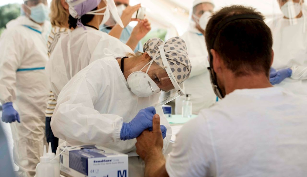 Coronavirus España: Noticias hoy, nuevos casos y muertes y última hora de la Covid-19