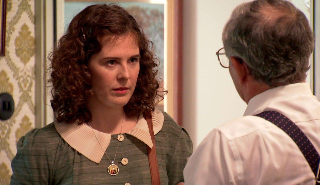 """Virginia Cifuentes, en busca de Benigna por unos misteriosos """"asuntos pendientes"""""""