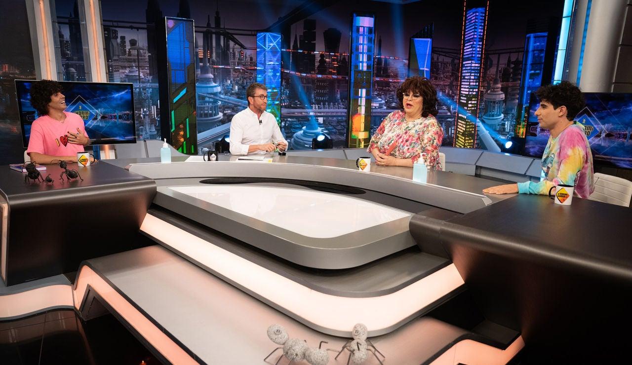 Javier Calvo, Javier Ambrossi y Paco La Piraña se enfrentan a 'Animal Lecter' en 'El Hormiguero 3.0'
