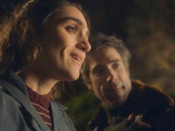 Julia y Hugo, un paso más cerca de volver a ver a Marta gracias a Alma