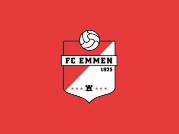 Esscudo del FC Emmen