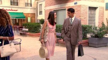 Abel y Emma son padre e hija en la temporada 9 de 'Amar es para siempre'