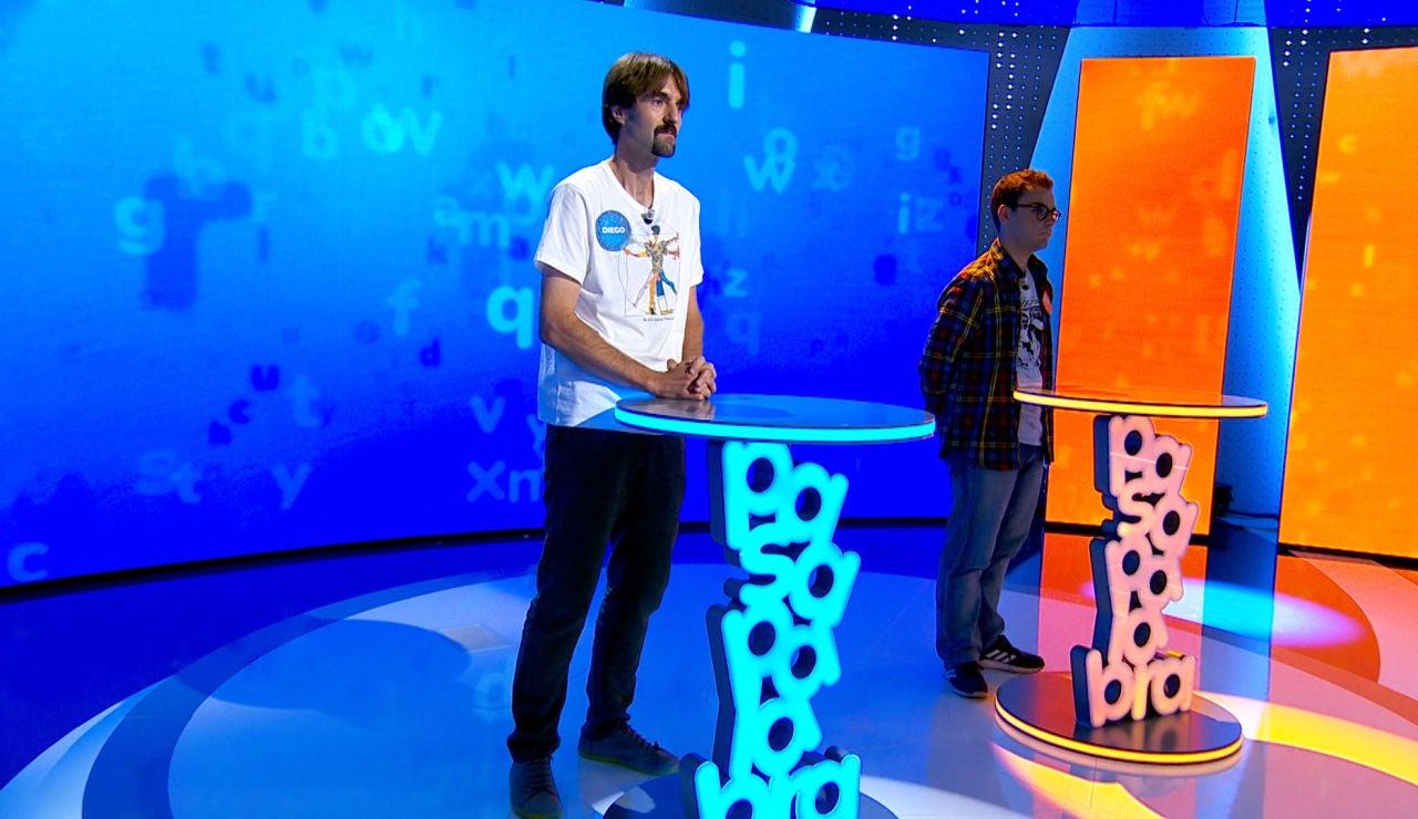 ¡Qué maravilla! Diego le planta cara a Pablo en 'El Rosco' con un excelente resultado