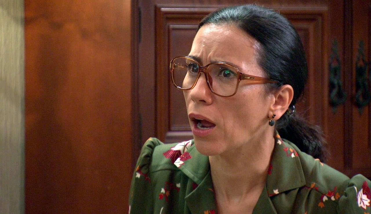 """Marcelino y Manolita, en shock tras la confesión de Manolín: """"Vais a ser abuelos"""""""