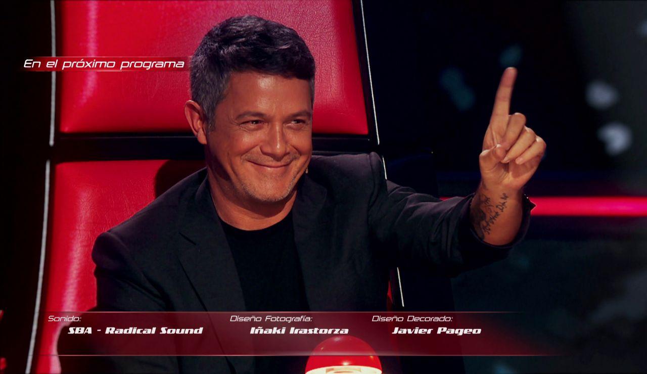 Una 'vendetta' entre los coaches en las próximas Audiciones a ciegas de 'La Voz'