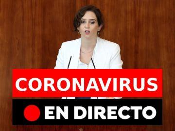 Coronavirus España: Restricciones, medidas y confinamientos en Madrid, nuevos casos y última hora, en directo