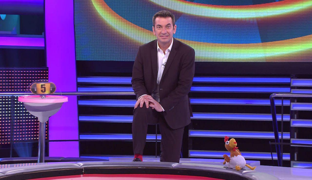 ¿El momento más romántico en la historia de '¡Ahora caigo!'?: Arturo Valls se declara a su chica