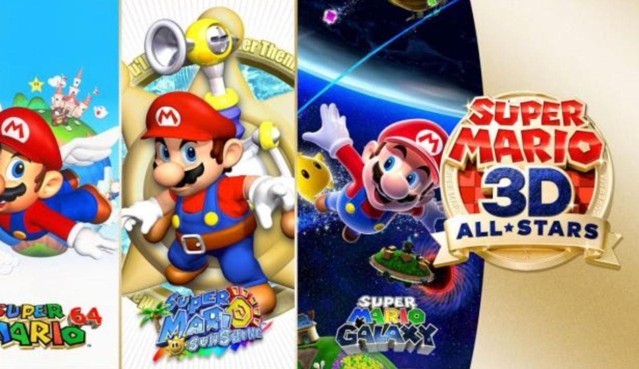Super Mario Bross 3D All Stars