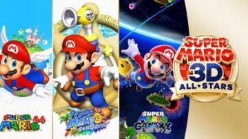 Super Mario Bross 3D All Stars