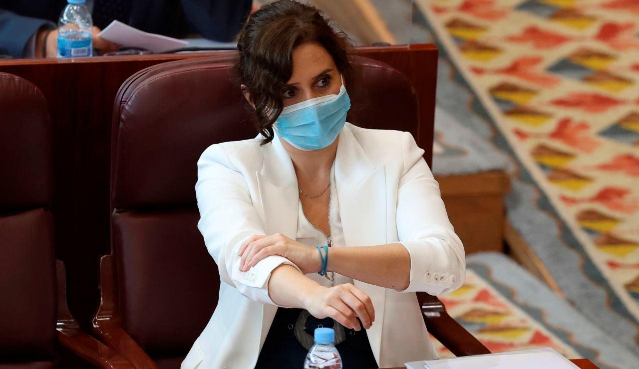 ¿A qué hora es la rueda de prensa de Isabel Díaz Ayuso por la crisis del COVID-19 en Madrid?