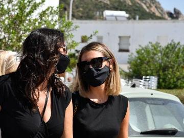 Paz Padilla y Anna Ferrer