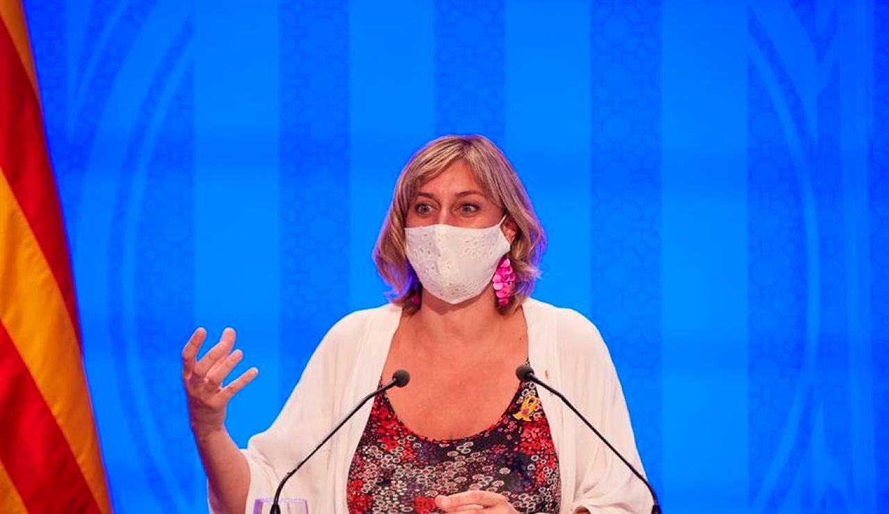 Repunte de contagios en Cataluña al registra 1.383 nuevos casos de coronavirus en 24 horas