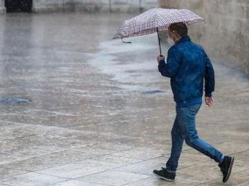 El temporal pone en alerta a casi toda España