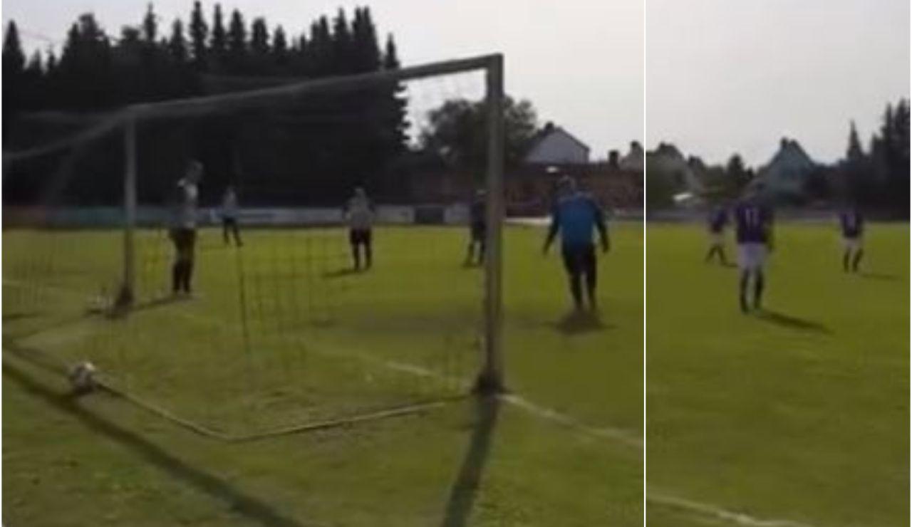 Un partido de fútbol en Alemania termina con 37-0 en el marcador por miedo al coronavirus