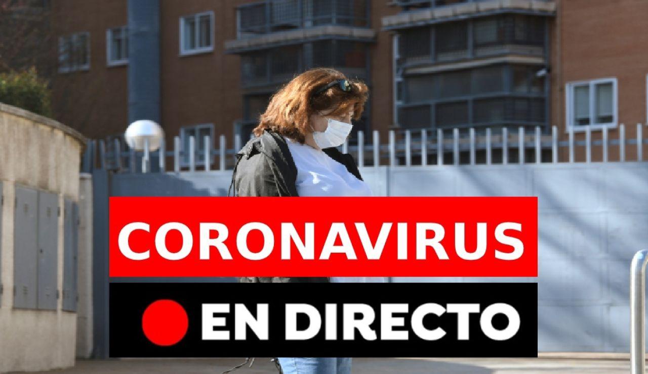 Coronavirus, última hora en directo