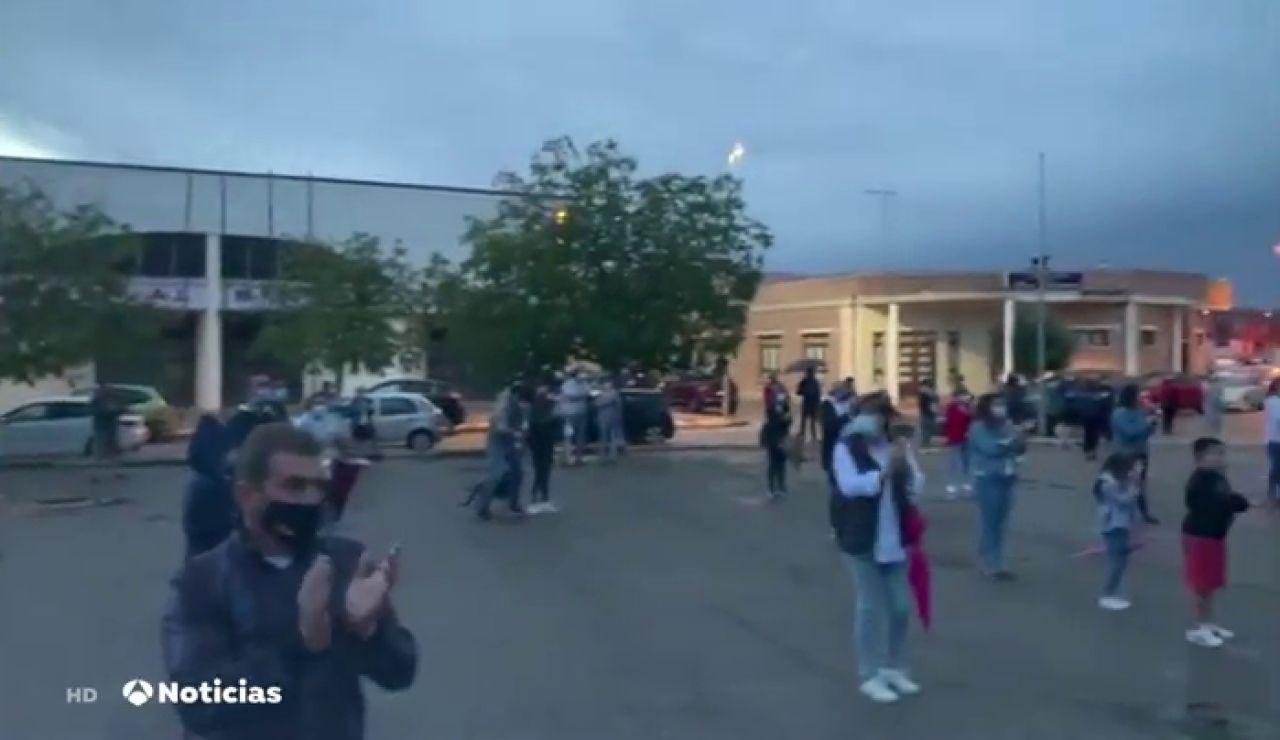 Enfado entre los vecinos de Íscar y Pedrajas de San Esteban (Valladolid) por el nuevo confinamiento decretado