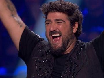 La divertida reacción de Beatriz Alcoba que desata las risas de los coaches en 'La Voz'