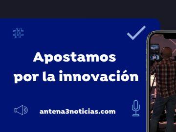 Innovación en Antena 3 Noticias