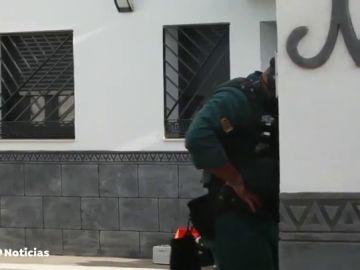 Más de 200 guardias civiles desarticulan una red de narcotraficantes en Campo Gibraltar y Málaga