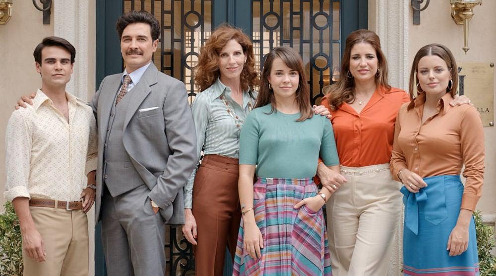 La familia Ordóñez de 'Amar es para siempre'
