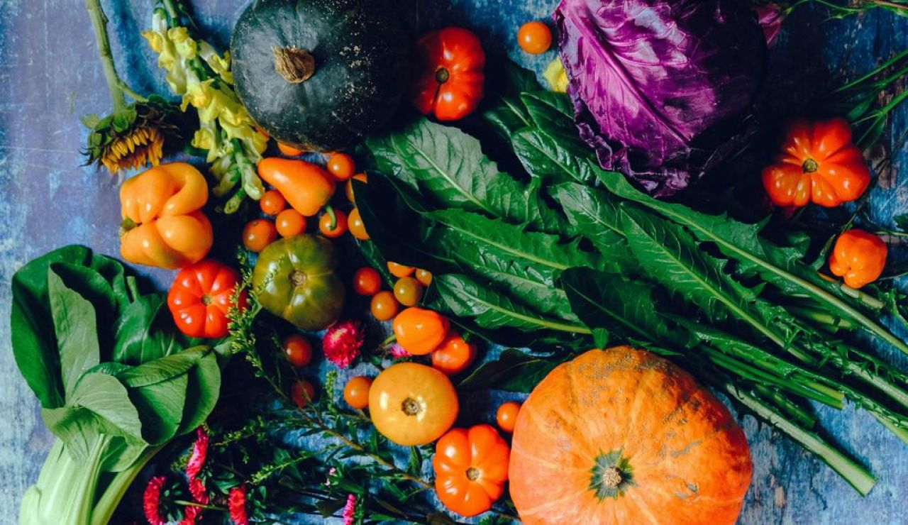 10 verduras de temporada para incluir en tus recetas de otoño de 2020
