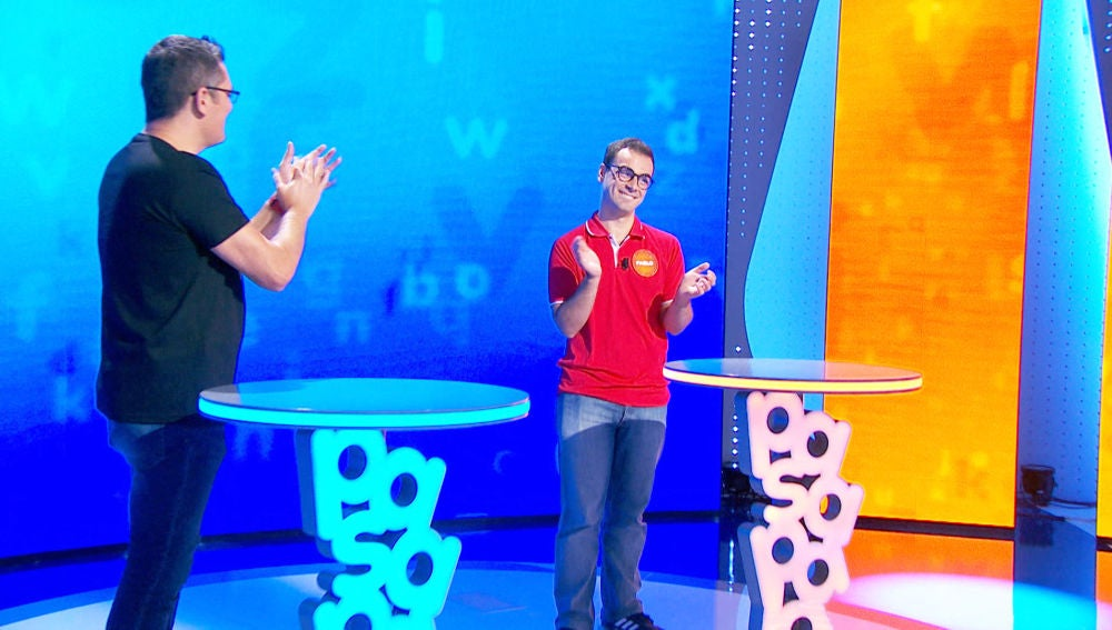 Luis planta cara en 'El Rosco' obligando a Pablo a hacer una cuenta atrás de infarto