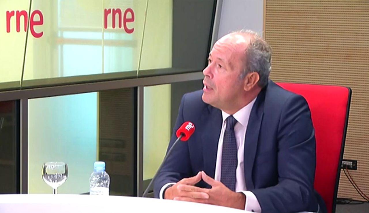 """Juan Carlos Campo admite el veto al Rey en Barcelona y asegura que fue para """"velar por la convivencia"""""""