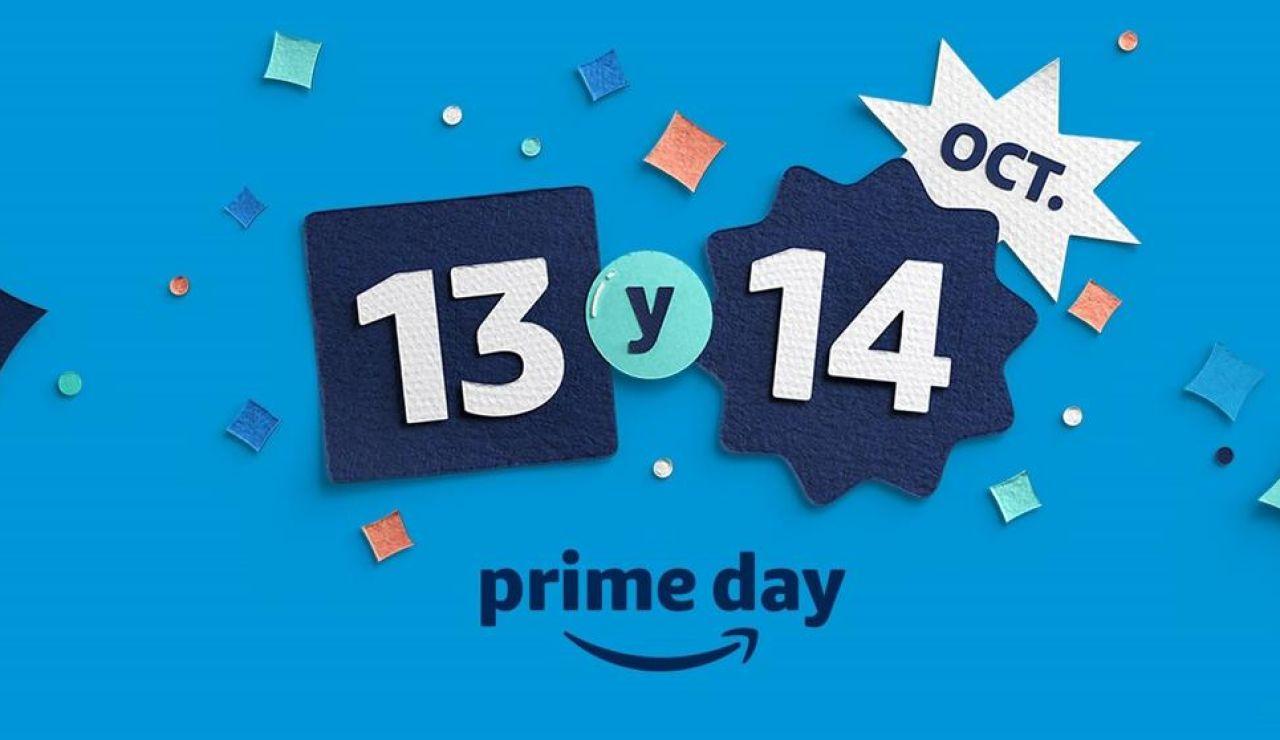 Amazon celebra el 'Prime Day' el 13 y 14 de octubre con más de un millón de ofertas y descuentos