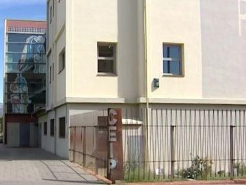 La escuela Puig-Agut, de Manlleu (Barcelona)