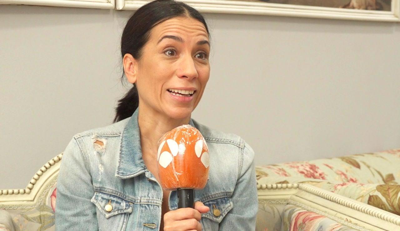 """Itziar Miranda, sobre la repercusión en redes de su actuación en 'Amar es para siempre': """"Que me acompañen en este dolor es precioso"""""""