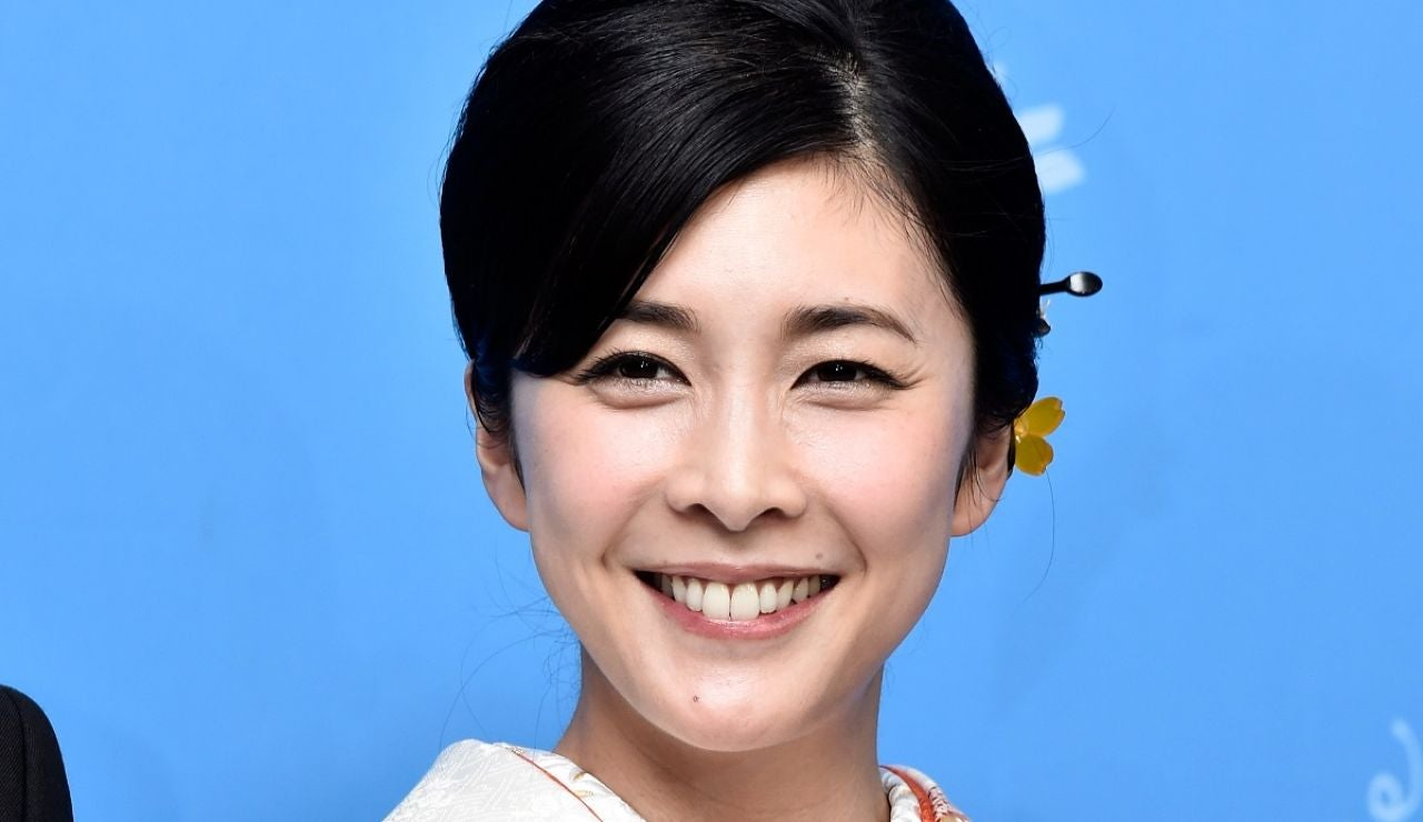 La actriz Yuko Takeuchi