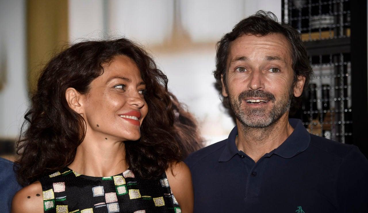 Patricia Pérez y Luis Canut