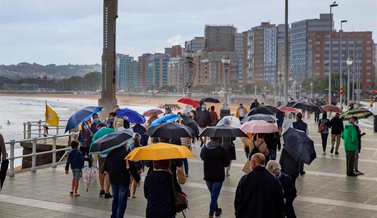 Las claves del 'milagro asturiano' con el coronavirus tras un aluvión de turistas este verano