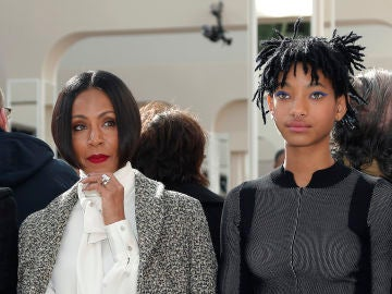 Willow Smith y su madre Jada Pinkett Smith