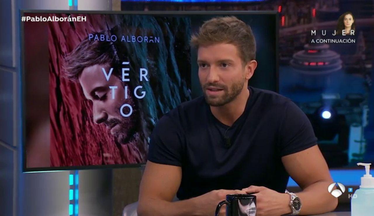 """Pablo Alborán habla del mensaje de 'Vértigo', su nuevo disco: """"Hay que reivindicar la humanidad y la emoción"""""""