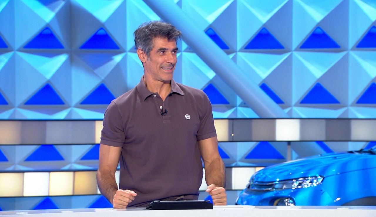 """Jorge Fernández elimina lo negativo en 'La ruleta de la suerte': """"Ahora solo tenemos que tener negativos los test PCR"""""""