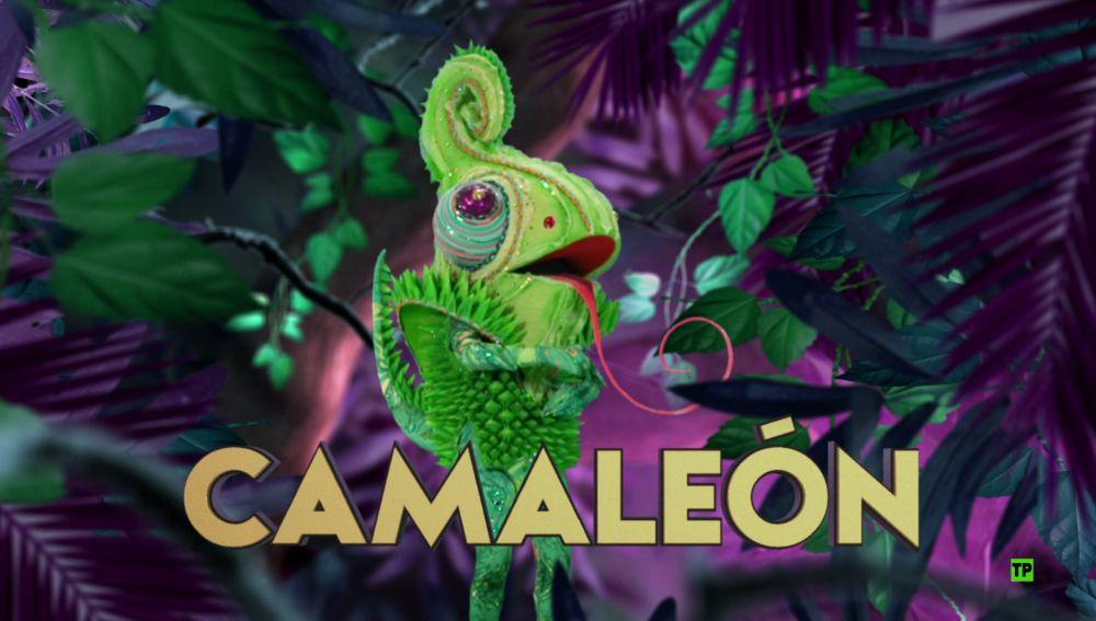¿Qué famoso se esconde detrás de la máscara de 'el Camaleón'?
