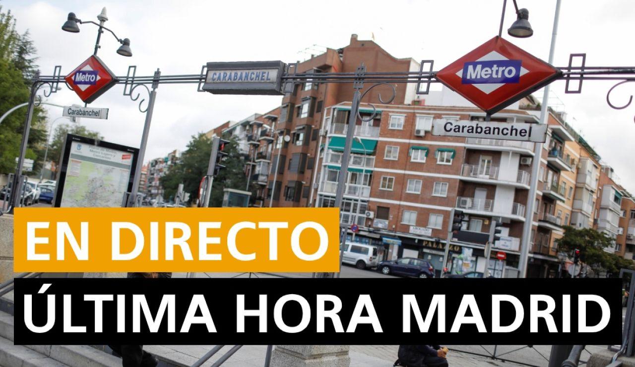 Coronavirus Madrid: Confinamiento, restricciones, nuevos casos y noticias de hoy, en directo