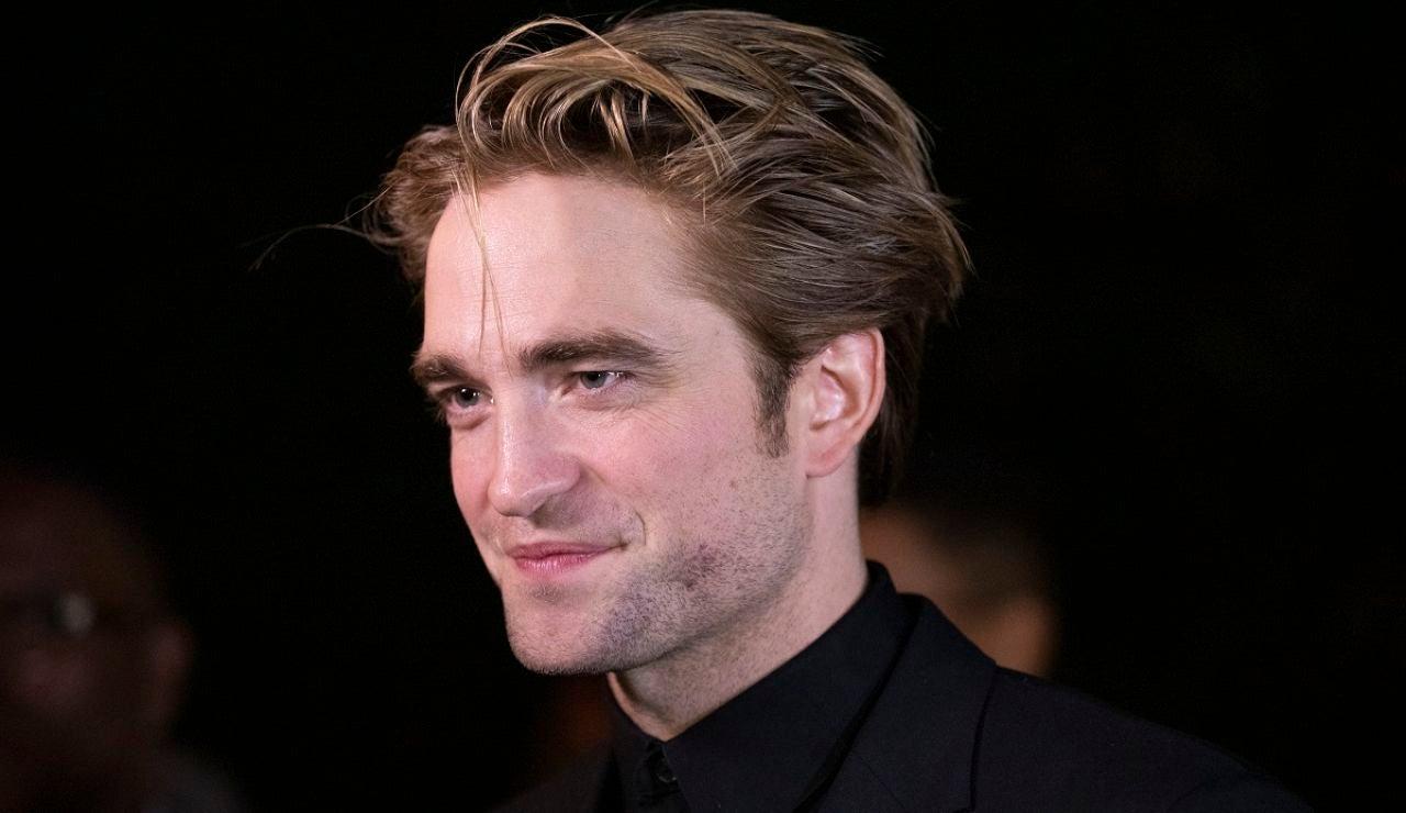 El actor Robert Pattinson
