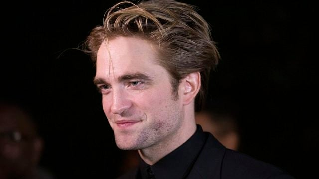 El actor Robert Pattinson