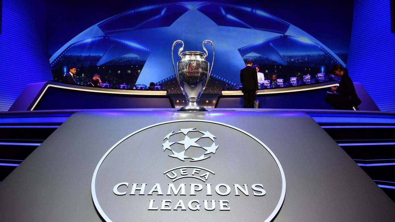Sorteo Champions League 2020 21 Horario Y D U00f3nde Ver El