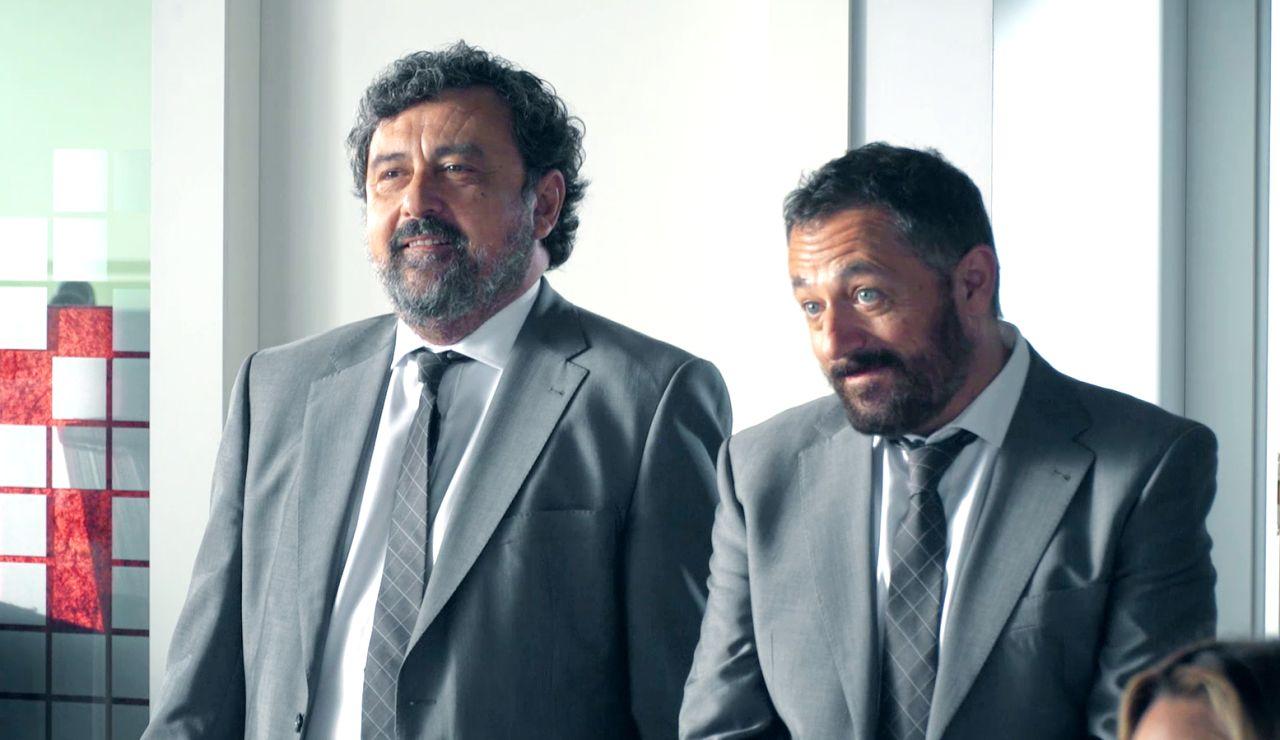 """De la """"pelusilla"""" de Paco Tous a la sensación de """"familia"""" de Pepón Nieto, así está siendo rodar su regreso a 'Los hombres de Paco'"""
