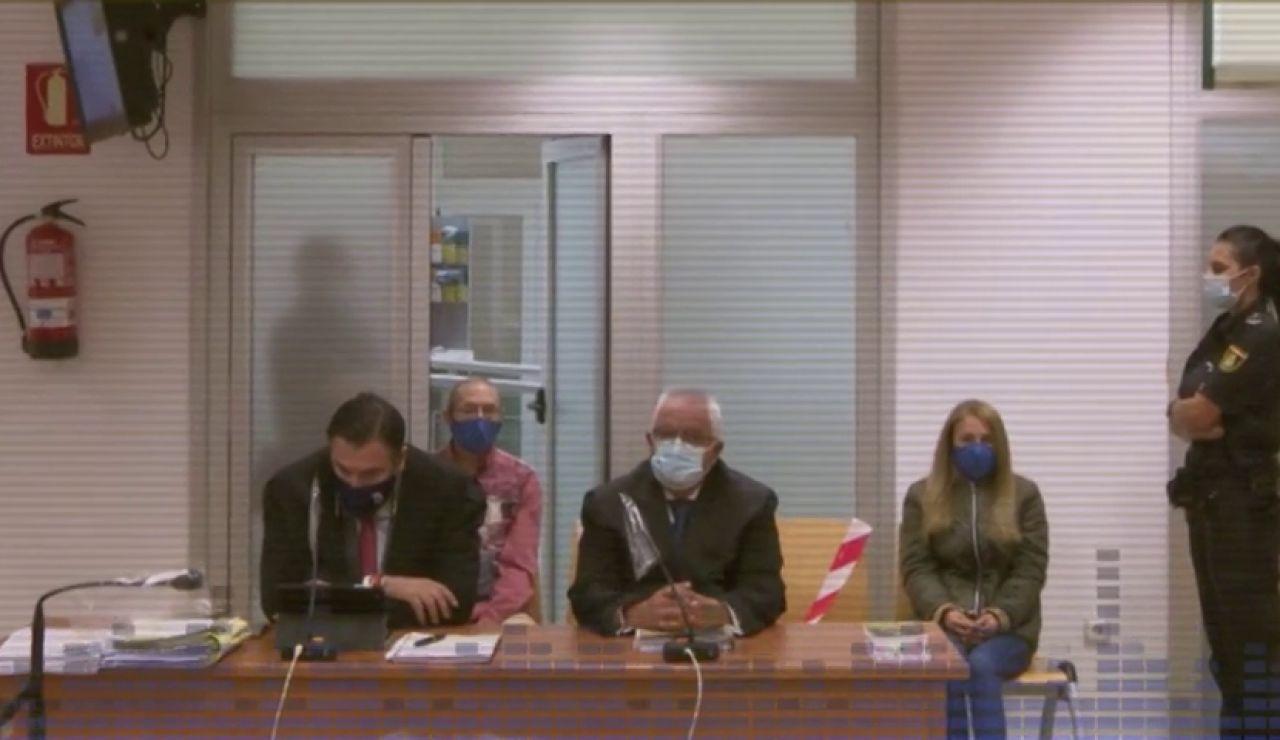 """La agente de Policía que contempló el presunto crimen de la 'viuda negra' de Alicante: """"Lo habéis matado"""""""