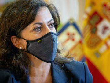 La presidenta de La Rioja, Concha Andreu