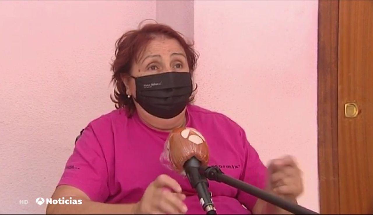 Carmen, con esclerosis múltiple, denuncia que lleva 7 años esperando la ayuda para adaptar su casa