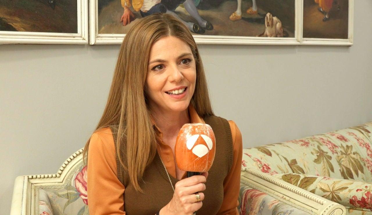 """Manuela Velasco: """"Maica es un 'personajazo' que a mí me gustaría conocer"""""""