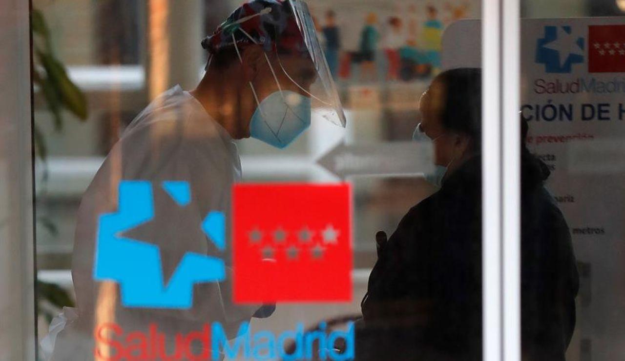 Poca asistencia a hacerse los test de coronavirus en Vallecas