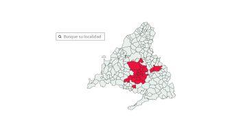 Coronavirus Madrid: Consulta si tu municipio puede tener nuevas restricciones según los criterios de Sanidad