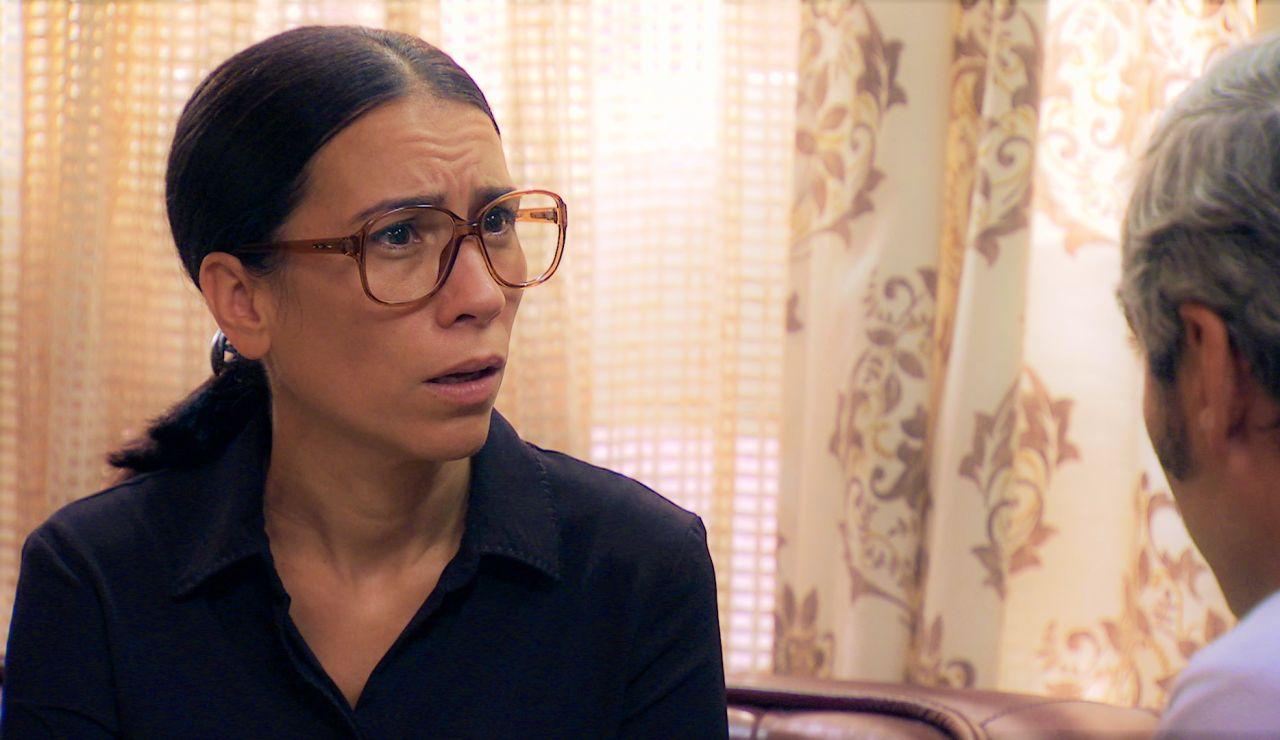 La verdad ante los ojos de Manolita: Paco le confiesa toda la verdad sobre Marisol